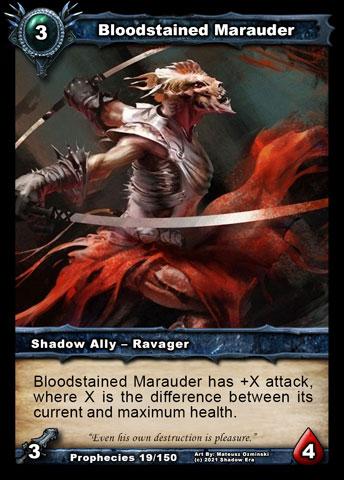 Bloodstained Marauder