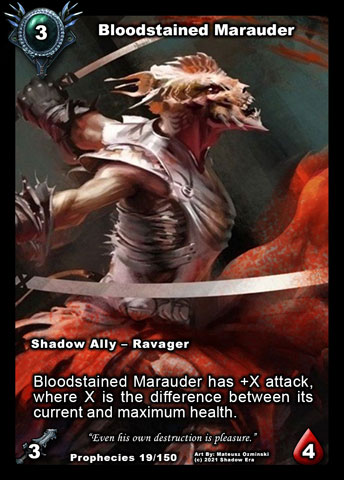 Bloodstained Marauder