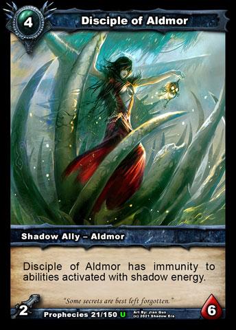Disciple of Aldmor