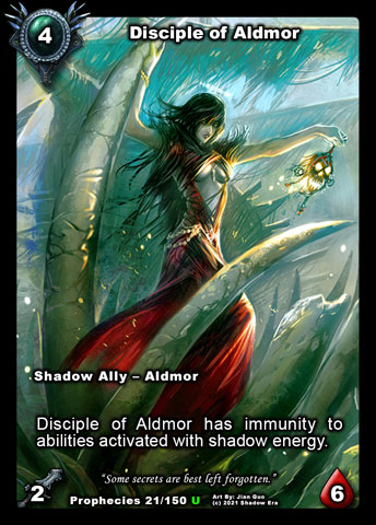Disciple of Aldmor