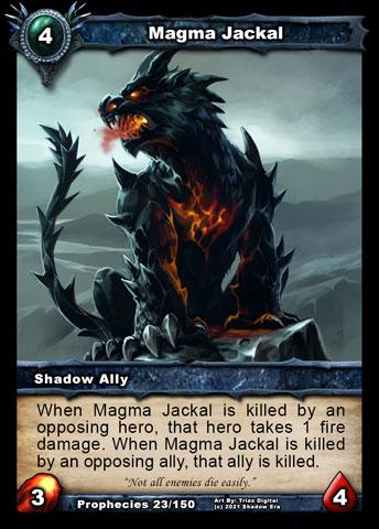 Magma Jackal
