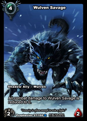 Wulven Savage
