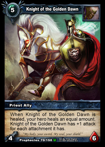 Knight of the Golden Dawn