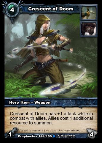 Crescent of Doom