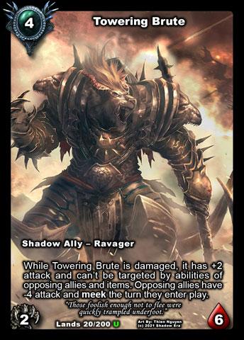 Towering Brute
