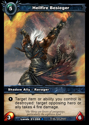 Hellfire Besieger