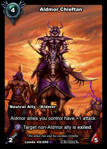 Aldmor Chieftan