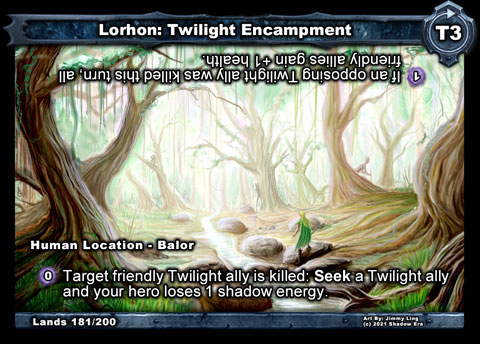 Lorhon: Twilight Encampment