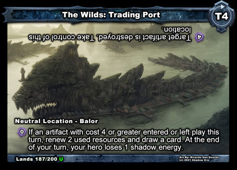 The Wilds: Trading Port