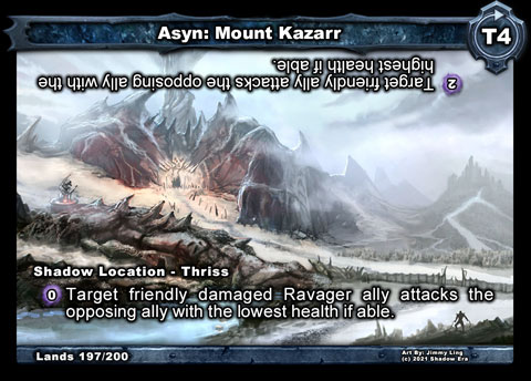 Asyn: Mount Kazarr