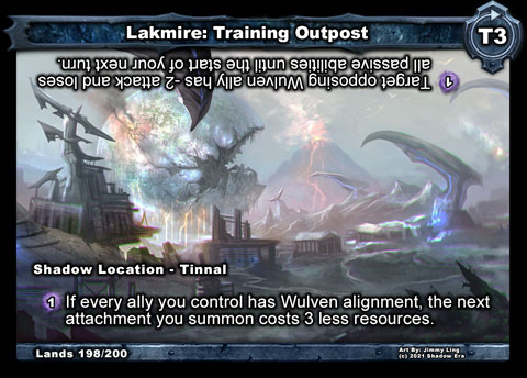 Lakmire: Training Outpost
