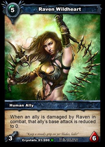 Raven Wildheart