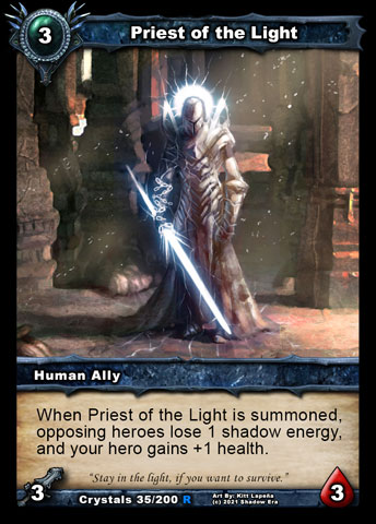 Priest of the Light
