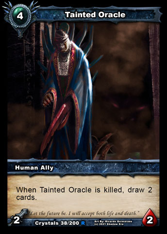 Tainted Oracle