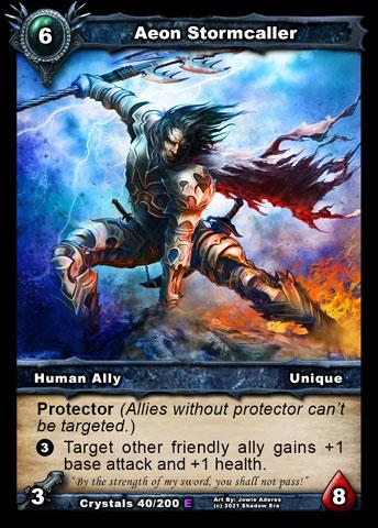 Aeon Stormcaller
