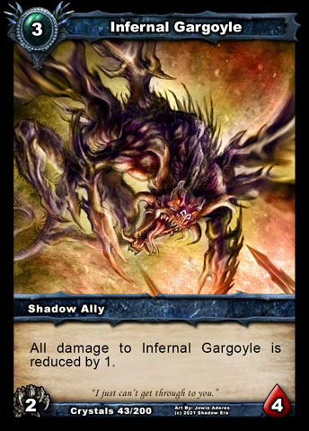 Infernal Gargoyle