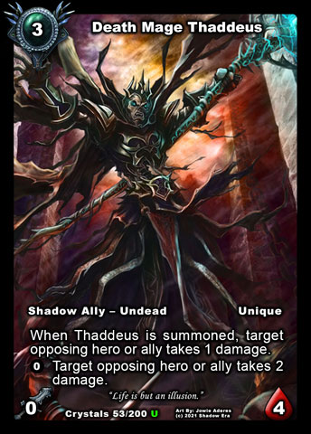 Death Mage Thaddeus