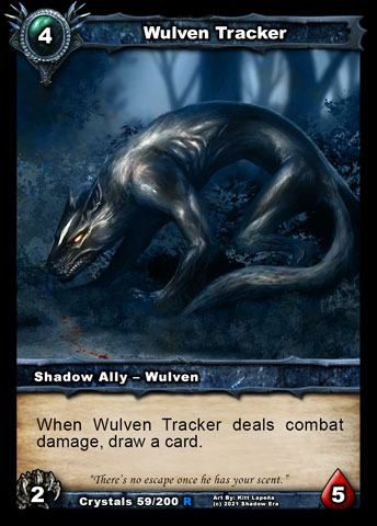 Wulven Tracker