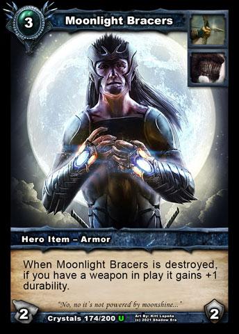 Moonlight Bracers