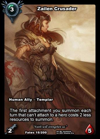 Zailen Crusader