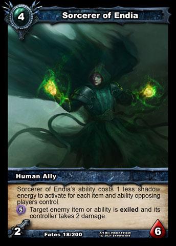 Sorcerer of Endia