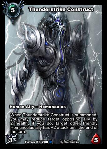 Thunderstrike Construct