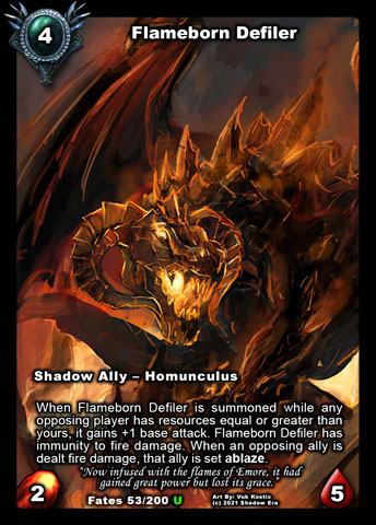 Flameborn Defiler