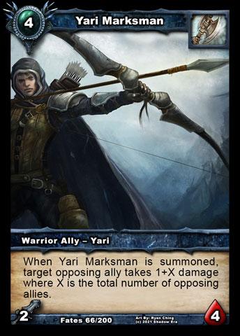 Yari Marksman