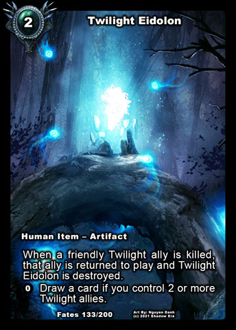 Twilight Eidolon