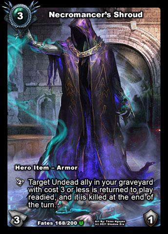 Necromancer's Shroud