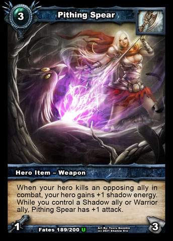 Pithing Spear