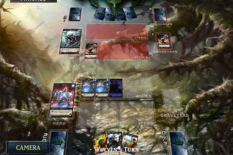 android tcg games