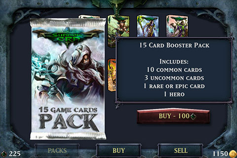 Best free online trading card game